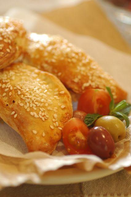 Olive & Feta Bourekas