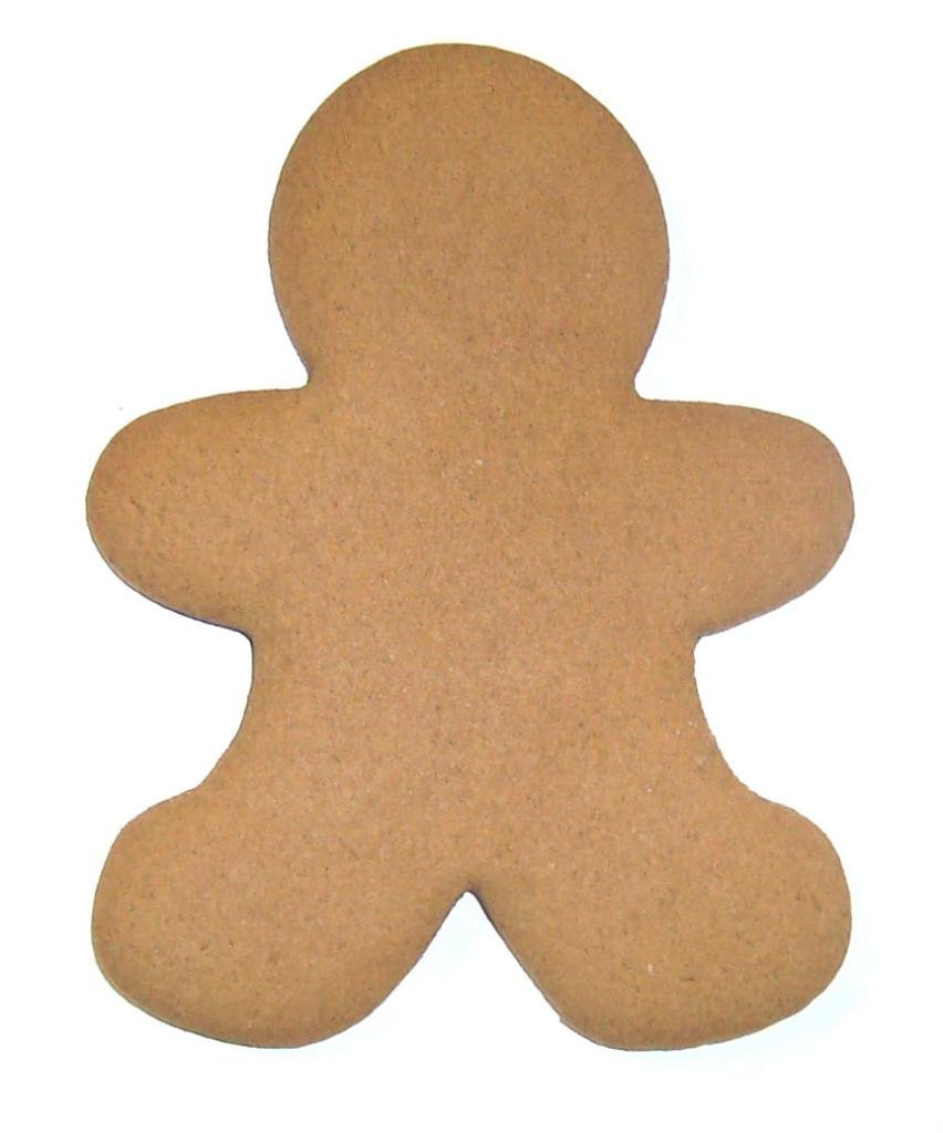 Gingerbread Men Plain